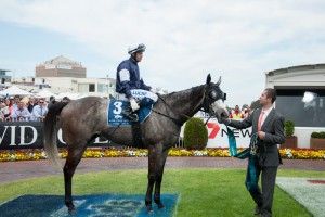 Fawkner is well-tipped to win the 2014 Melbourne Cup for Robert Hickmott.