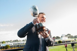 Co-trainer Paul Snowden has confirmed that Mediterranean will take his position in the 2016 Stan Fox Stakes field. Photo: Race Horse Photos Australia