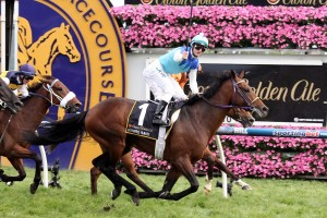 Admire Rakti has been penalised 0.5kg for the Melbourne Cup following his win in the Caulfield Cup.