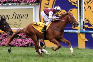 Stratum Star is favourite to win the Sandown Guineas on Saturday in the betting market.