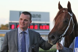 Trainer Joseph Pride is confident Rock Sturdy will figure in his return to racing this weekend