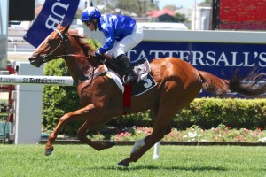 Wicked Intent, who won at Doomben by over four lengths, will be a serious contender come the 2015 Magic Millions.