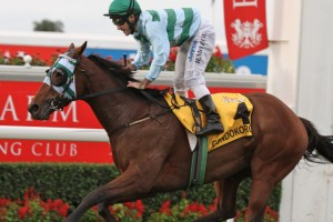 Gondokoro Wins 2013 Queensland Oaks – Race Results