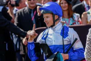 McDonald to Ride Real Impact in 2015 Doncaster Mile