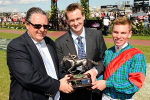 2016 Caulfield Cup a Target for Shimrano