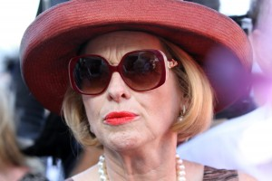 Gai Waterhouse is determined to run Caped Crusader in the Group 1 Australian Derby.