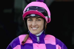Tegan Harrison will take the ride on Husson Choice in Saturday's Listed Queensland Cup. Photo: Daniel Costello