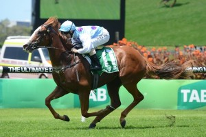 Gai Waterhouse's Giulietta is favourite to win the Widden Stakes this Saturday.