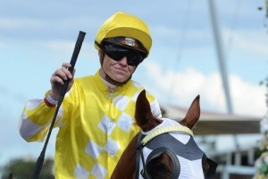 Craig Williams is chasing his third straight win in the Caulfield Cup on Dandino this Saturday.