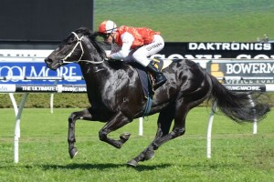 Kuro has taken out the 2014 Heritage Stakes at Randwick