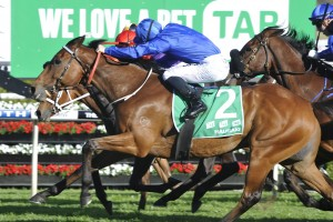 Hauraki Last to First 2016 Epsom Handicap Winner