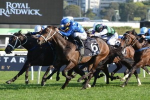 He's Your Man Wins 2014 Epsom Handicap