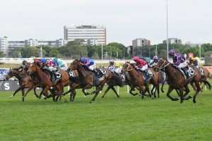 Boban flew home late to win the Epsom Handicap at Royal Randwick this afternoon.