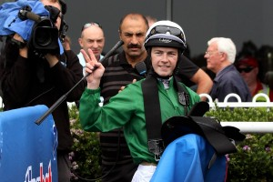 Apprentice jockey will get the test of his career on Saturday as he rides for Godolphin for the first time.