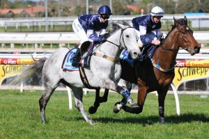 Efficient was the last favourite to win in VRC Derby betting markets