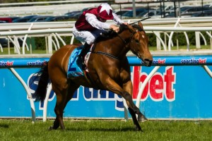 Aerobatics is a chance to step-up to Group 1 level after her impressive victory in the Sportingbet Sprint Series.