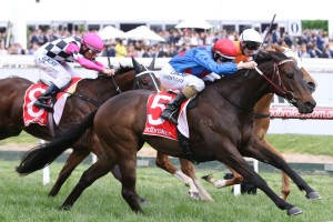 Ladbrokes Moonga Stakes Results: Weir Wins Again with Ulmann