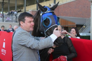 Trainer Jason McLachlan is confident Phelan Ready can win the Magic Millions Cup on his fourth attempt.