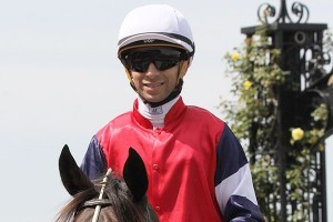 Joao Moreira will take the ride on Able Friend in the 2015 Queen Anne Stakes. Photo: Adrienne Bicknell