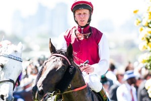 Kerrin McEvoy will be aboard Royal Empire in tomorrow's 2013 Melbourne Cup.