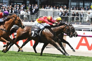 2018 Tulloch Stakes Results: Winner Levendi onto ATC Derby