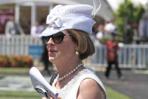 Trainer Gai Waterhouse is hoping to target the 2014 Caulfield Cup with Cafe Society