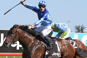 Jockey Nathan Berry was delighted to record the biggest race win of his career on Unencumbered in the Magic Millions Classic at the Gold Coast this afternoon.