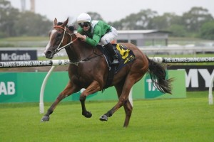 Mossfun will return to the track after a ten month absence in the Light Fingers Stakes at Randwick.
