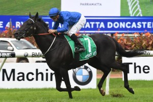 2017 Doncaster Mile Possible for Prelude Winner Spectroscope
